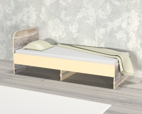 Кровать  ИСЛАНДИЯ-4  2000-800 /2032*800*836/