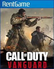 Call of Duty: Vanguard PS4   PS5
