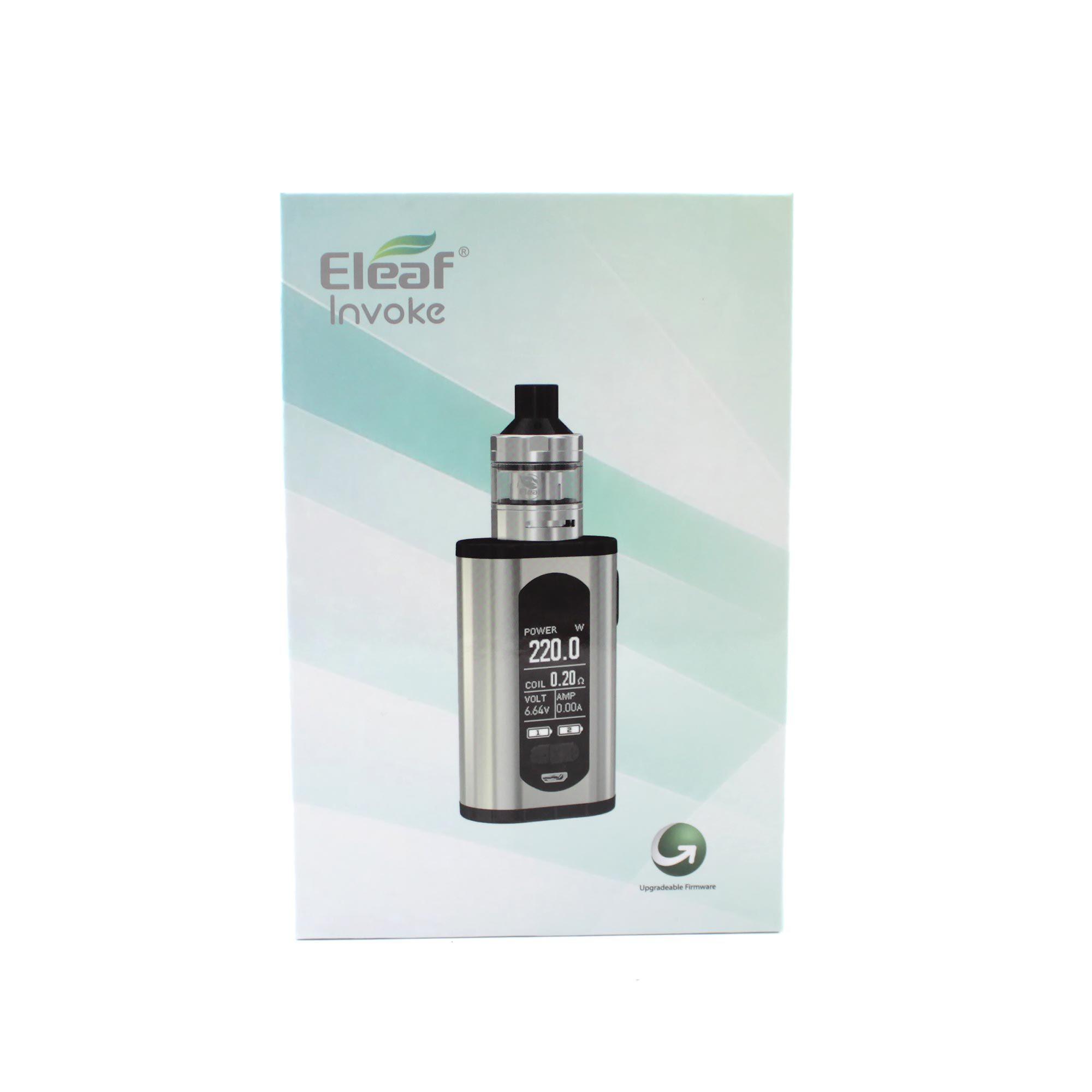 Фирменная коробка Eleaf Invoke 220W