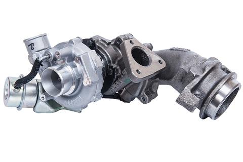 Турбина GT1544S Фольксваген Транспортер Т4 1,9 TD ABL 68 л.с. 028145701L