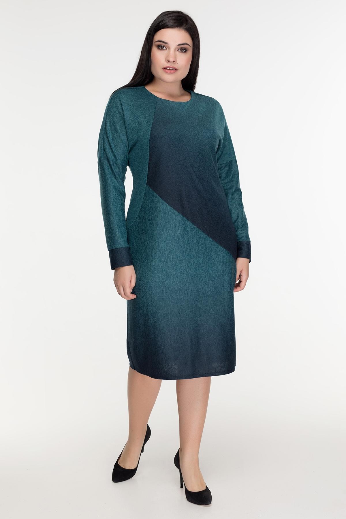 Платье Арабелла (зелёный)