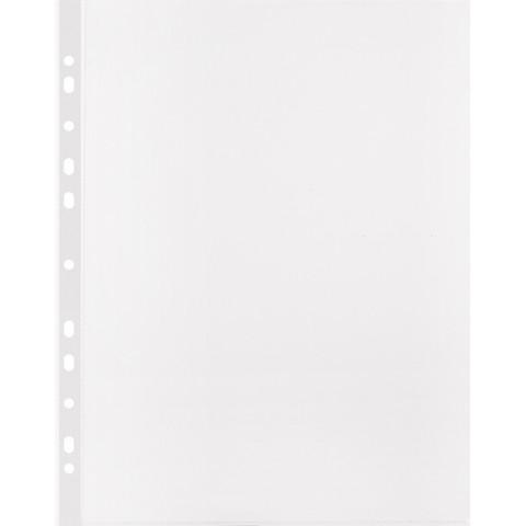 Файл-вкладыш Attache А4 30 мкм прозрачный гладкий 20 штук в упаковке