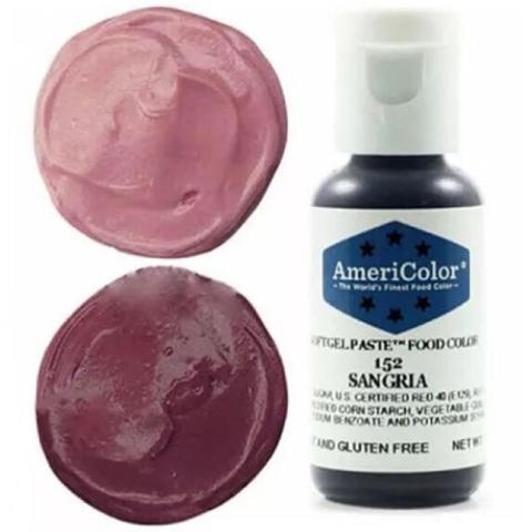Краситель пищевой AmeriColor 21гр. SANGRIA