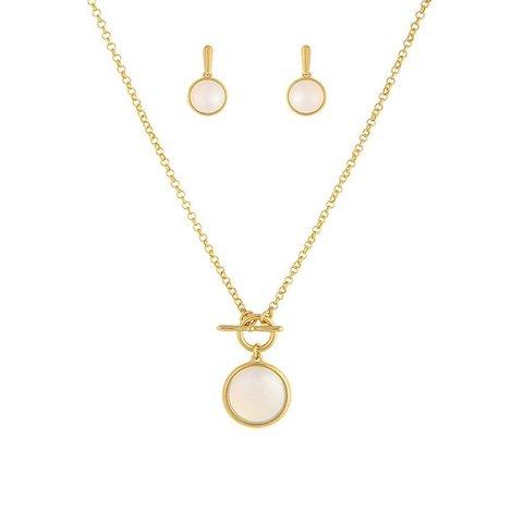 Комплект pearl opaline S1560.1 BW/G