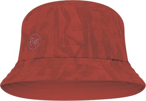 Панама ультралегкая Buff Trek Bucket Hat Acai Brick фото 1