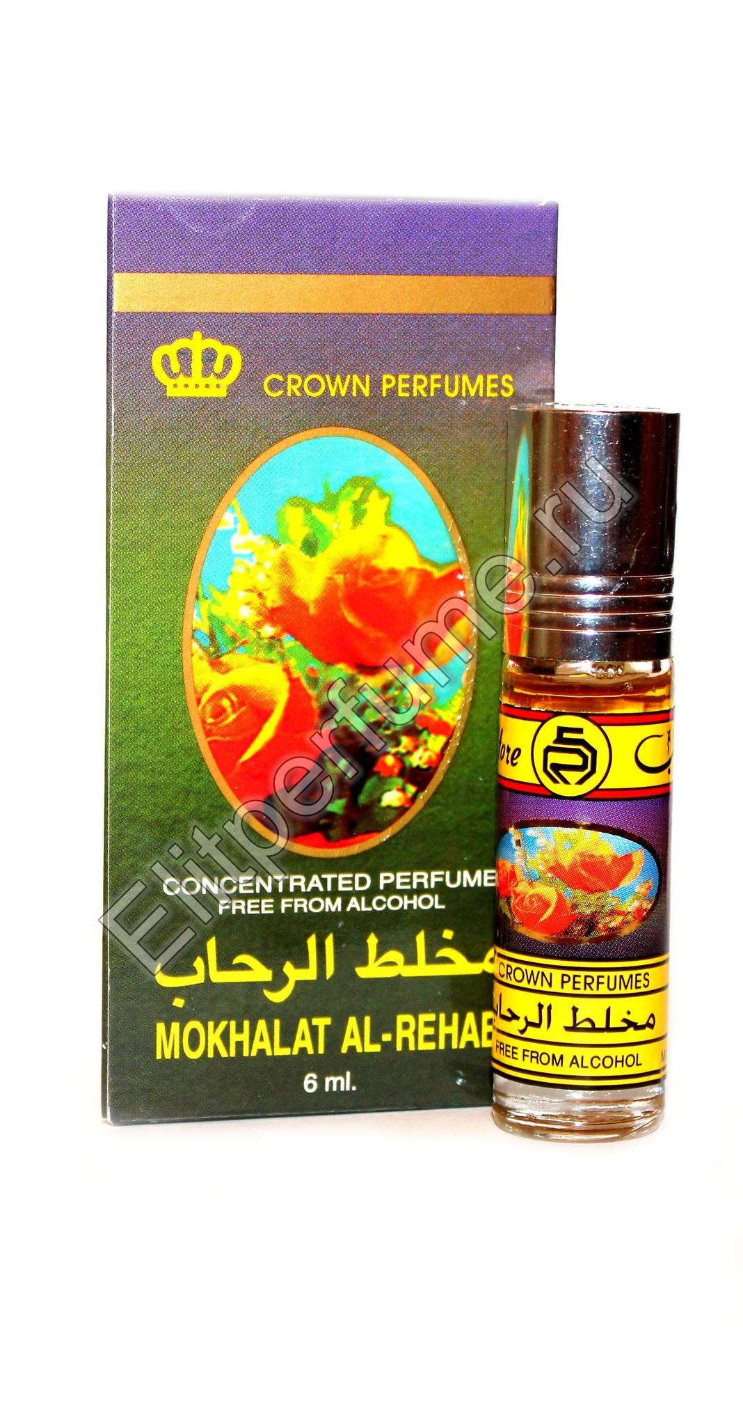 Mokhalat Al Rehab Мукхаллат Аль Рехаб 6 мл арабские масляные духи от Аль Рехаб Al Rehab