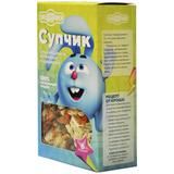 Супчик с макарошками, морковкой и кабачками СМЕШАРИКИ 160 гр