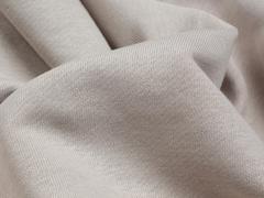 Футер 3-х ниточный, петля, Бежевый холодный