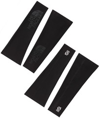 Рукава для бега North Face Flight Arm Covers Black