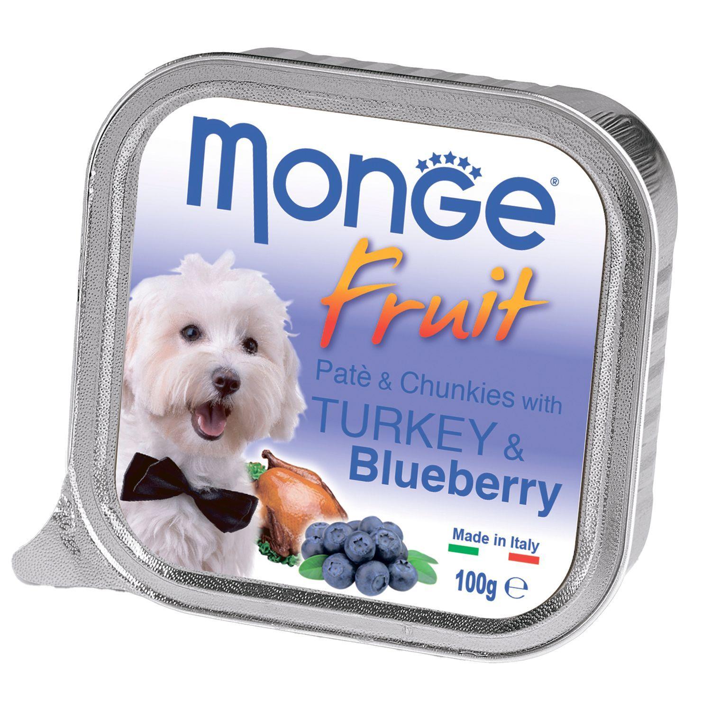 Monge Паштет для собак Monge Dog Fruit индейка с черникой 70013208_1.jpeg