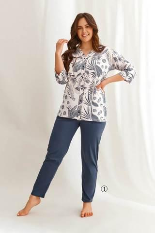 Пижама женская со штанами TARO 2613 21/22 MEGAN