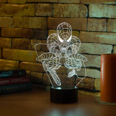 Art-Lamps Человек паук #2