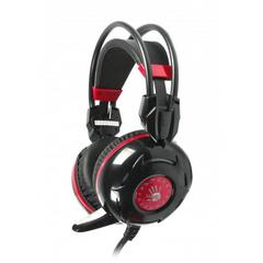 Qulaqcıq Gaming Headset A4Tech Bloody G300 Black/Red