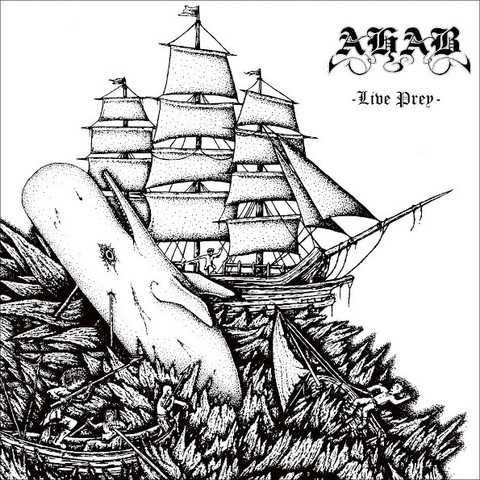 Ahab / Live Prey (RU)(CD)