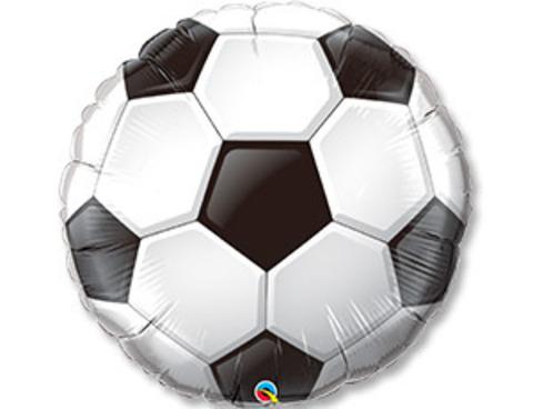 Фольгированный шар  Мяч футбольный