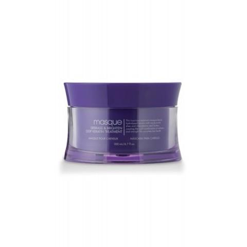 Keratin Complex Blondesshell: Маска корректирующая для осветленных и седых волос (Masque - Deep Keratin Treatment), 198мл