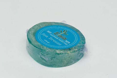 Мыло с люфой Морской бриз Elaia Spa 100 гр