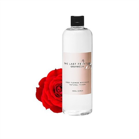 Тонер для лица Graymelin The Last Frontier Rose Flower water 85 % 500 мл
