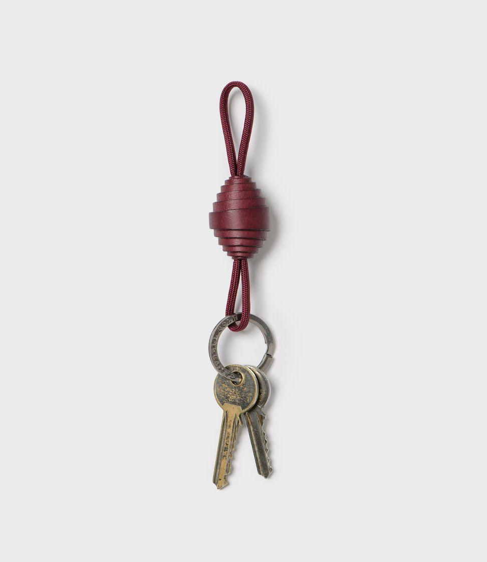 Campbell Cole Simple Key Toggle Burgundy