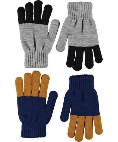 MOLO Keen перчатки демисезонные (в комплекте 2 пары)