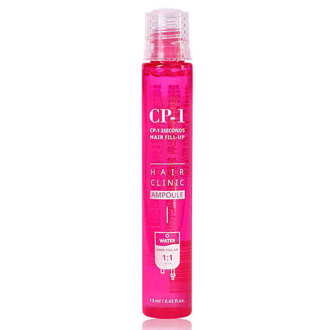 CP-1 Филлеры для волос максимальное восстановление 3 Seconds Hair Fill-up Ampoule 13 мл