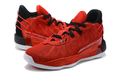 adidas Dame 7 'Red/Black/White'