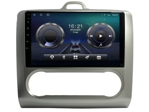 Магнитола для Ford Focus II (05-11) Android 10 6/128GB IPS DSP 4G модель CB-3081TS10
