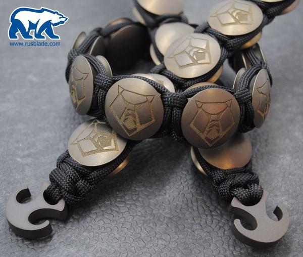 "CUSTOM Streltsov Design bracelet ""Bear"" - фотография"