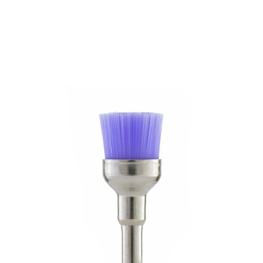 Щетка браш фиолетовая, средняя