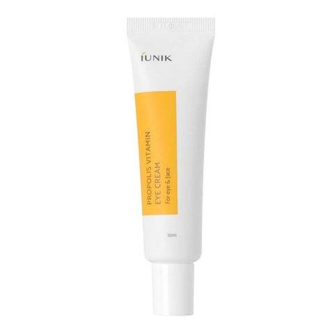 Крем для век с прополисом и облепихой 30 мл iUnik Propolis Vitamin Eye Cream