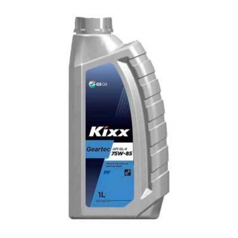 L2717AL1E1 Kixx GEAR OIL HD GL-4 75W-85 трансмиссионное масло МКПП (1 Литр) купить на сайте официального дилера ht-oil.ru