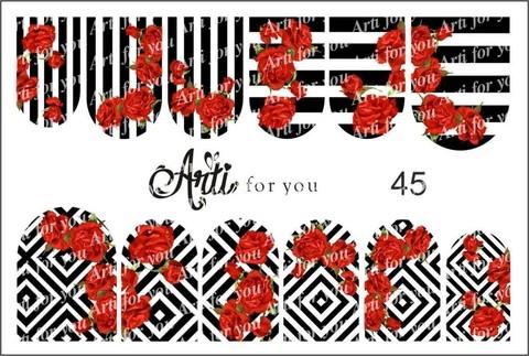Слайдер Arti for You №45 РА