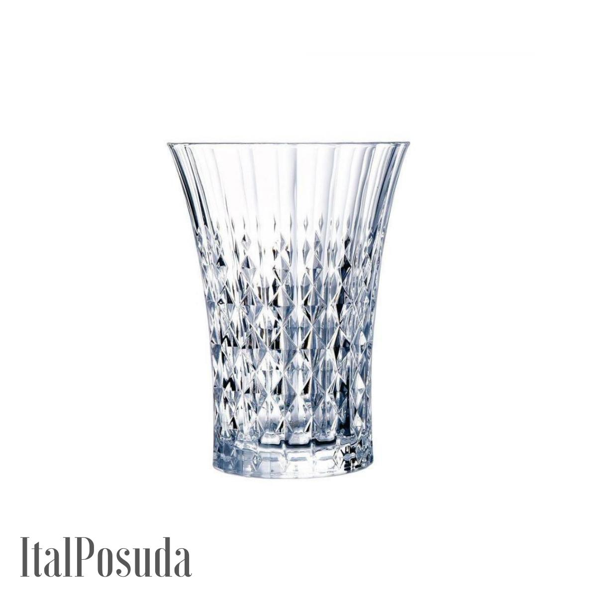 Набор стаканов Eclat Cristal d'Arques Lady Diamond (Леди Даймонд), 6 шт L9745