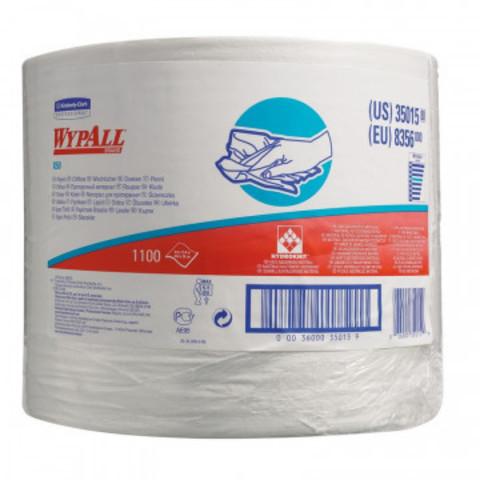 Салфетка хозяйственная рулон WYPALLxX50 LROLL WH 1P 1X1100 34х24,9см 8356