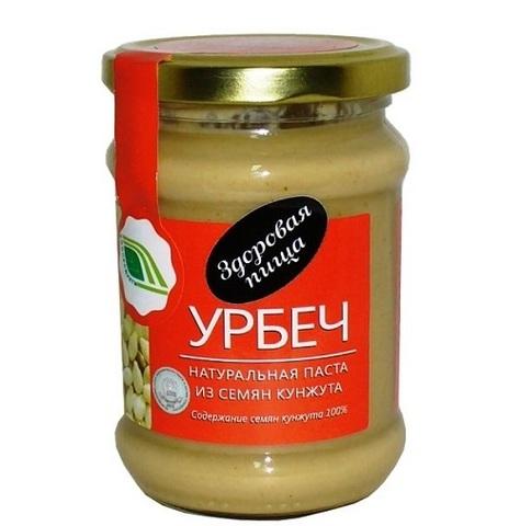 Урбеч из семян, Биопродукты, из семян кунжута, 280 г