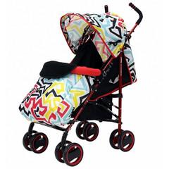 Детская коляска-трость Rant Astra Plus красный