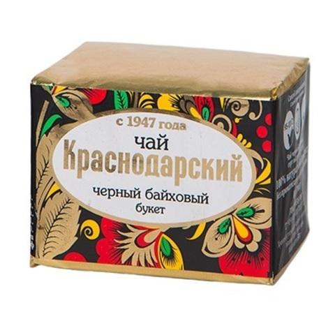 Чай черный классический  «Букет» 50 г