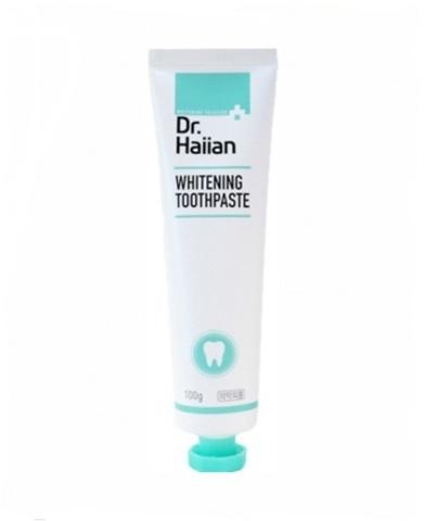 Dr.Haiian Whitening Toothpaste зубная паста с усиленным отбеливающим эффектом