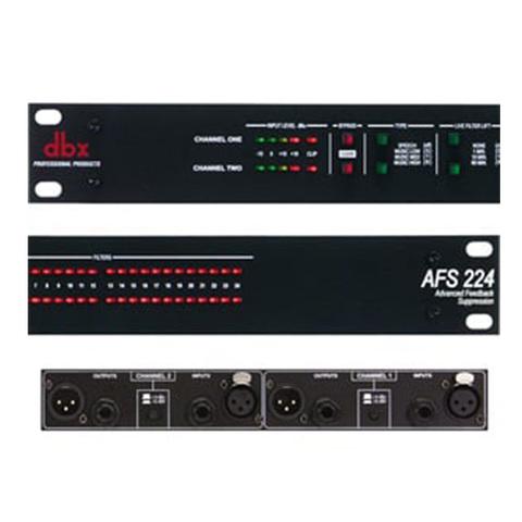Подавитель обратной связи DBX AFS-224