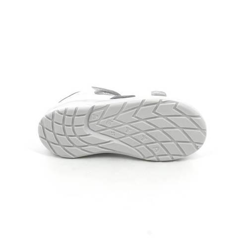 Сандалии, цвет белые  2 лямки, Тотта (ТРК ГагаринПарк)