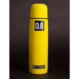 Термос желтый 0,8 л Cervinia, артикул ZVF41221CF, производитель - Zanussi, фото 2