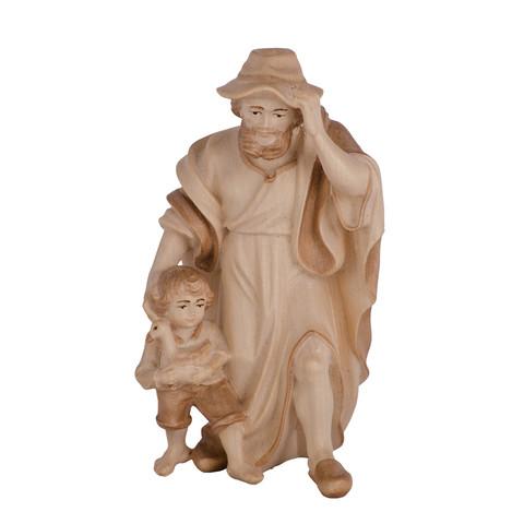 Пастух с сыном