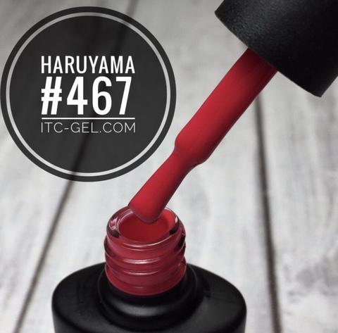 Гель лак Haruyama 8мл (467)