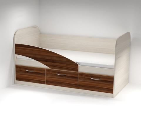 Кровать ВИЛЬНА-1800-0800 /1832*852*852/