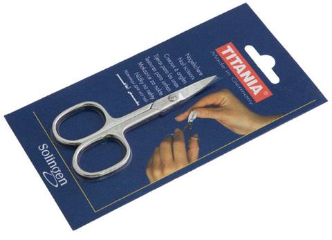 Ножницы для кожи Titania