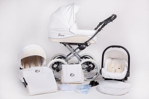 Nastella Luxe Prestige Ecco 3 в 1 White