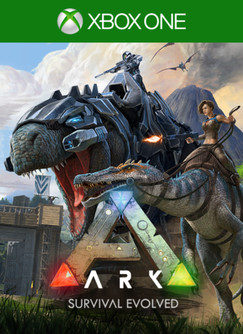 ARK: Survival Evolved (Xbox One/Series X, русские субтитры)