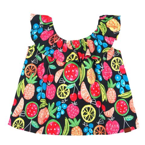 Блузка Boboli детская Фруктовое настроение