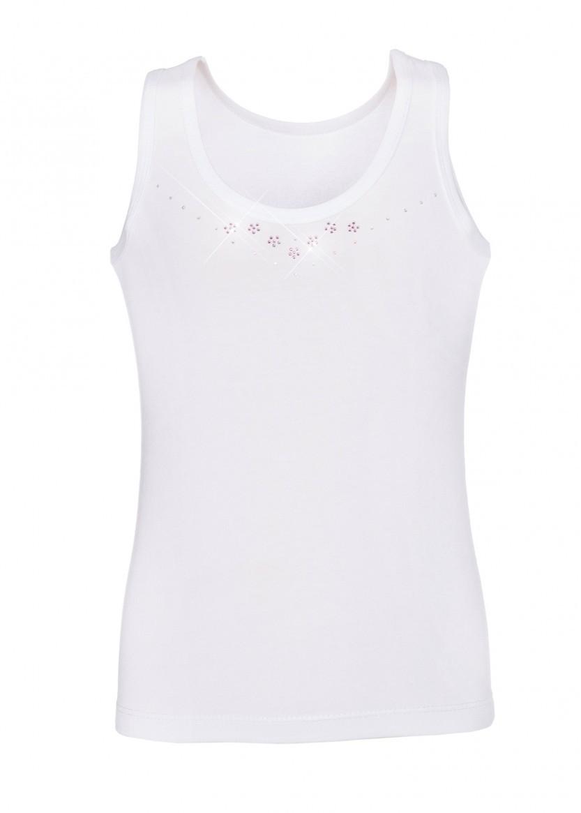 Майка LR-U-C-178258-02, цвет белый