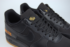 кроссовки Nike Air Force 1 Low Gore-tex Black / Gum